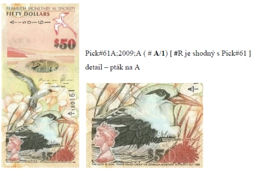 Bermudy - 2009  Animals Issue